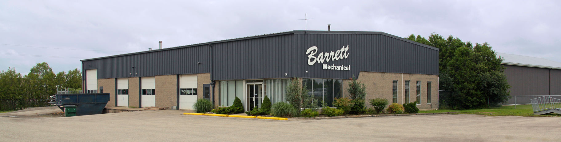 Barrett Mechanical - Mechanical Plumbing Specialists in London Ontario.